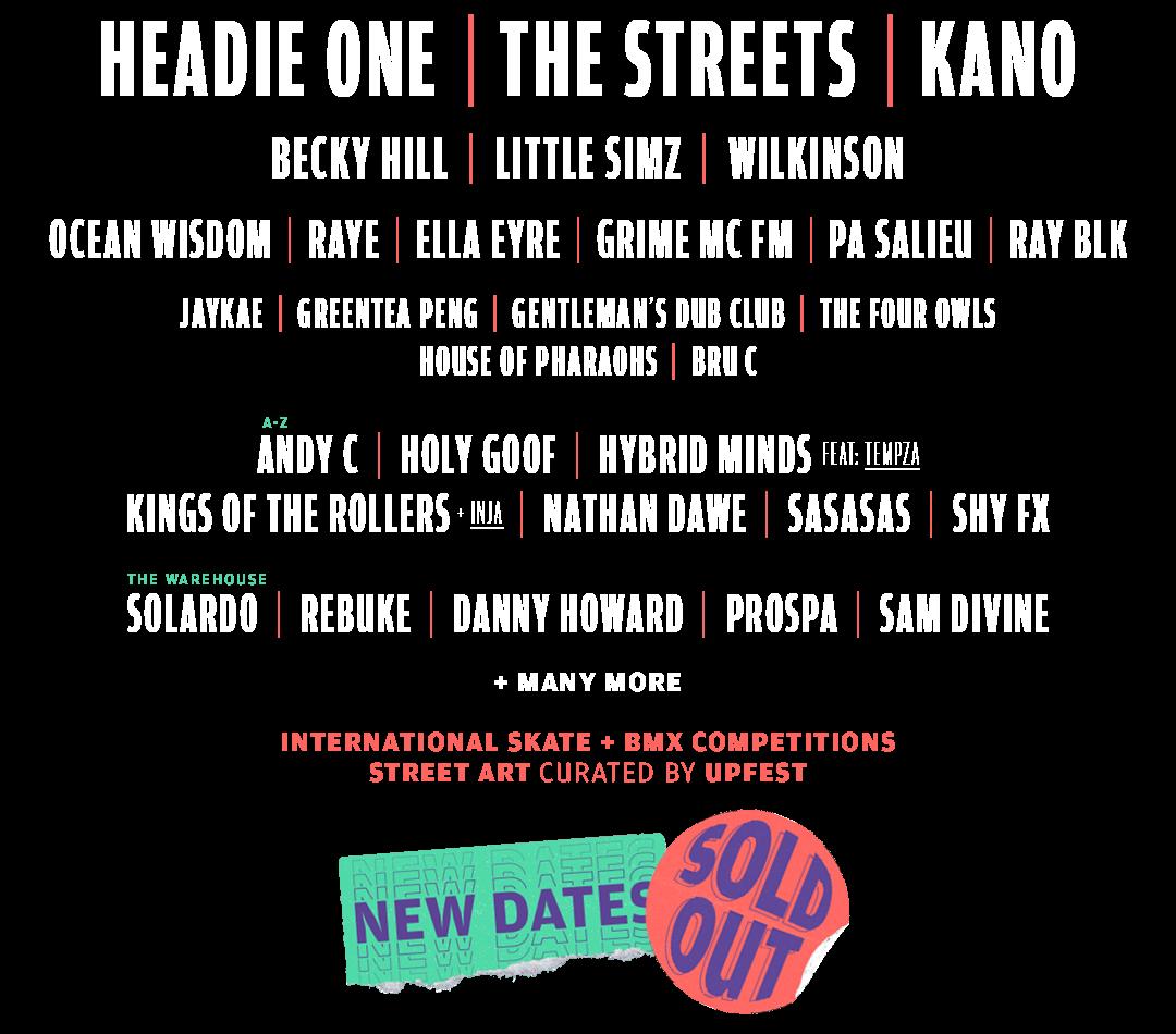 September Line Up